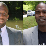 Omar Harper and Ali Muhammad (file photos)