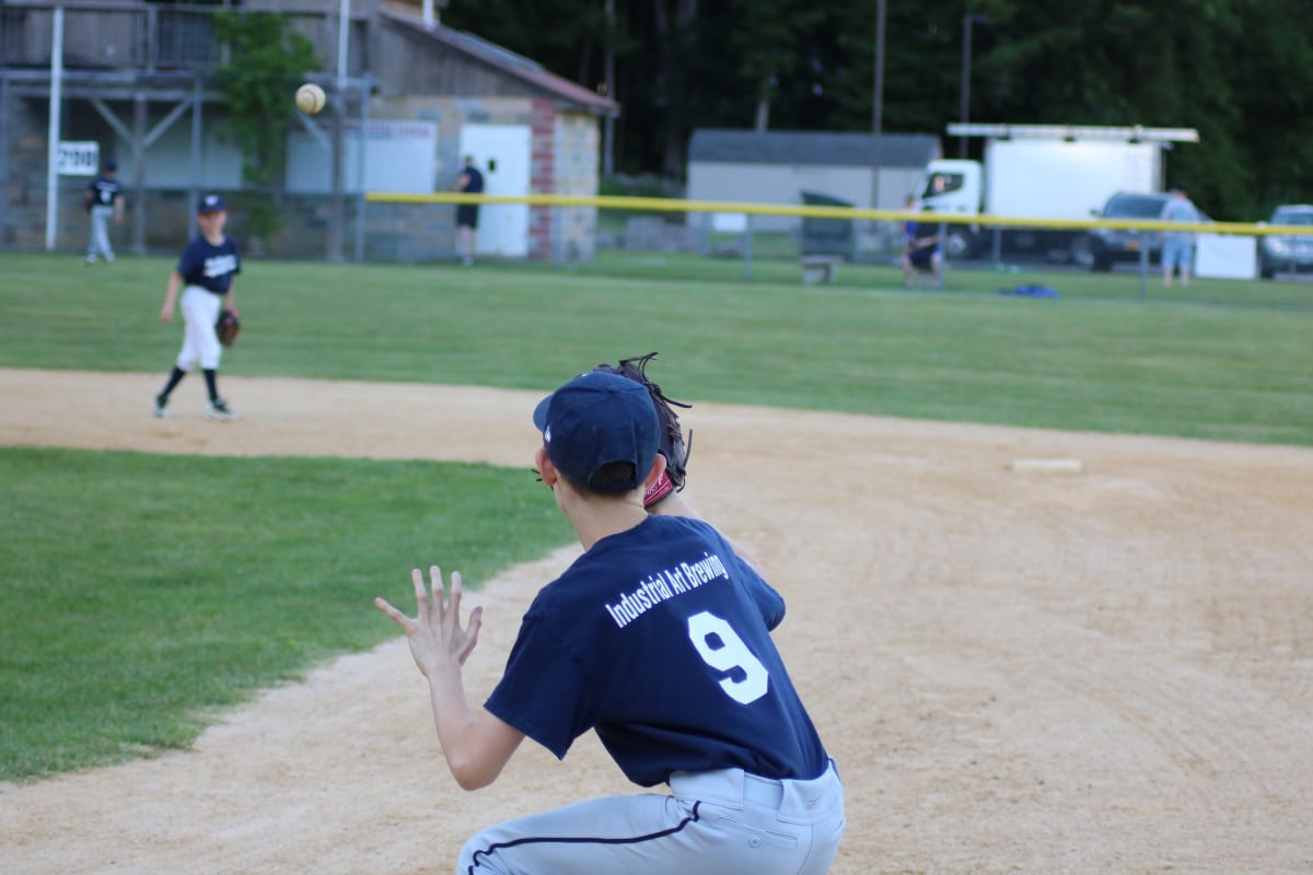 THrow to first