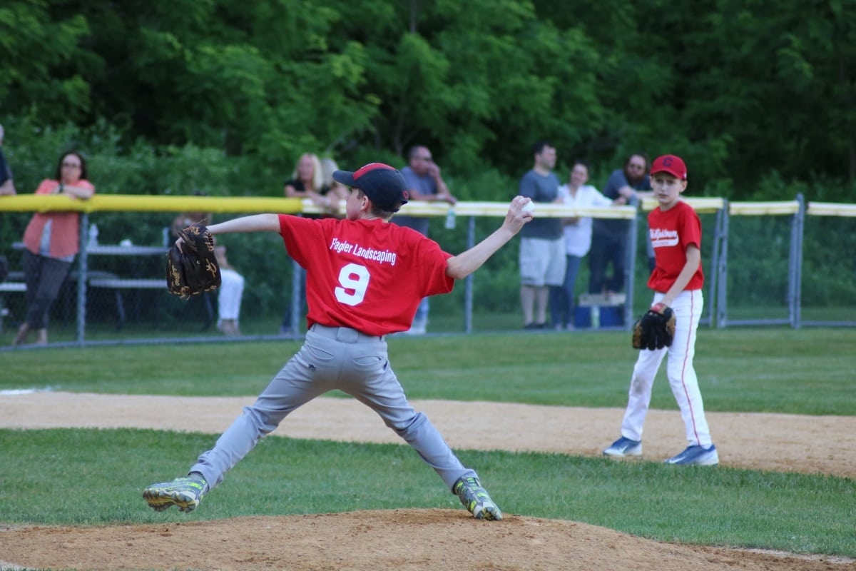 Windup and the pitch
