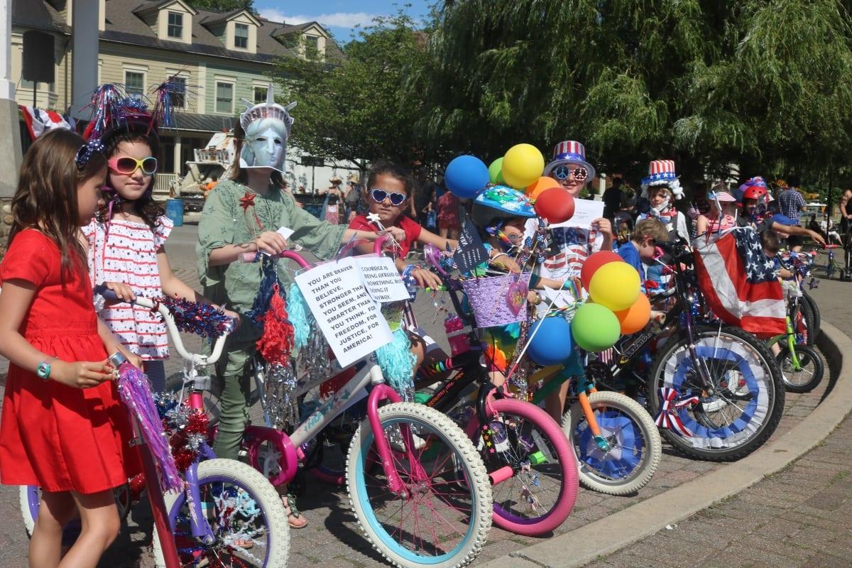 Bicycle Decoratimg Contest