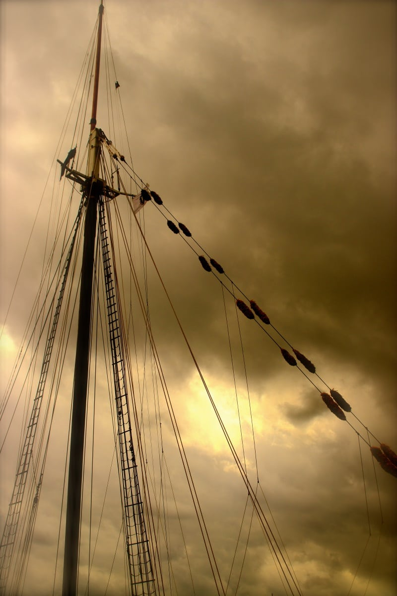 clearwater mast