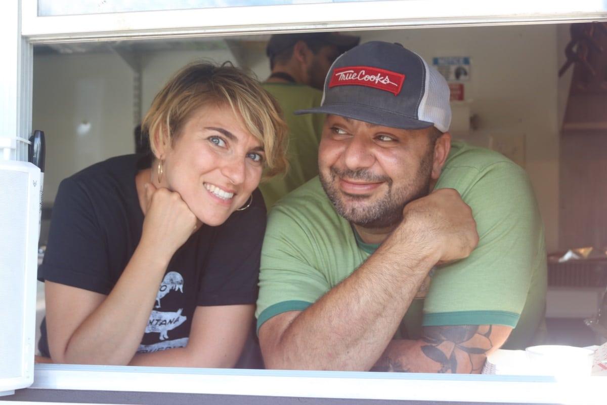 Kamel and Lena