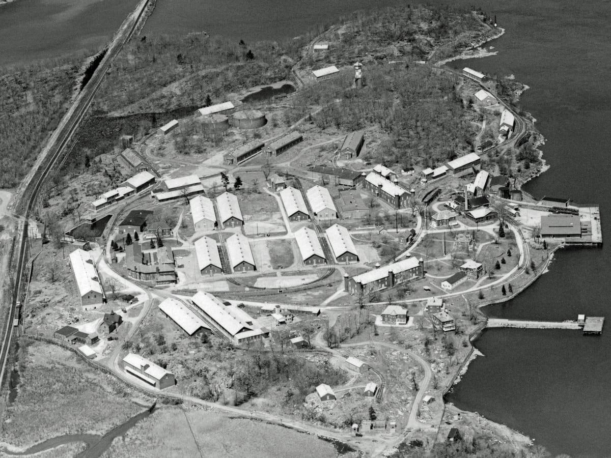 Iona Aerial View