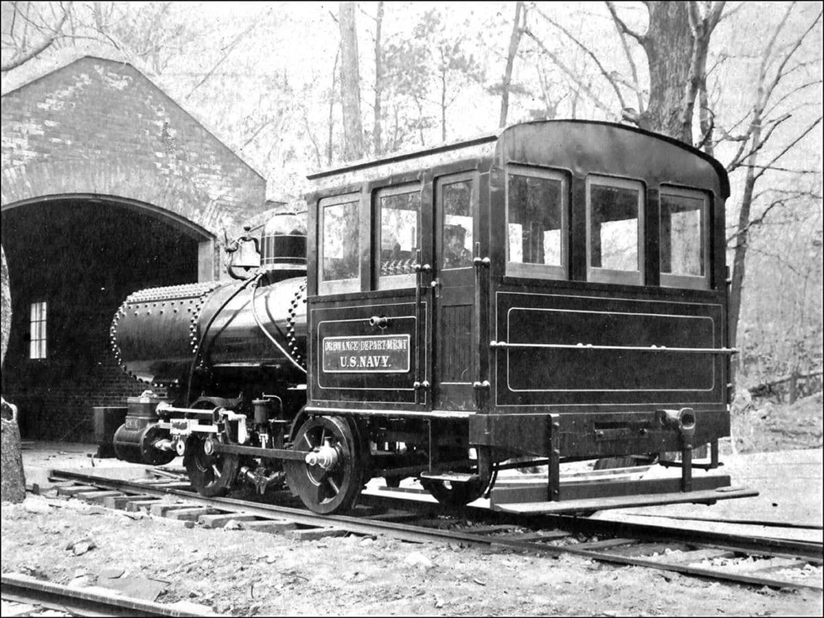 Iona Train