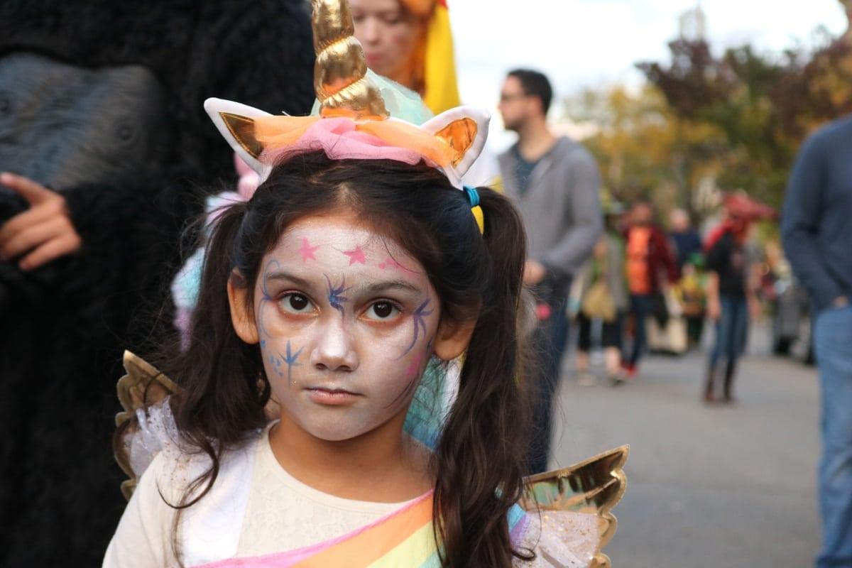 Halloween parade Cold Spring