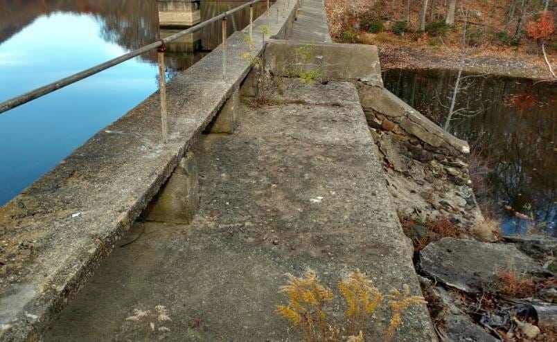 Cold Spring Upper Dam