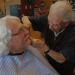 Meet the World's Oldest Barber