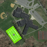 The turf field will be installed behind Beacon High School.