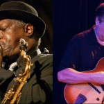 Joe McPhee and Billy Stein (Photos provided)