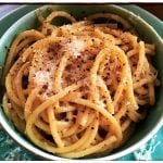 Cacio e Pepe: the original macaroni and cheese (Photo by J. Dizney)