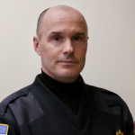 Beacon Police Chief Kevin Junjulas (Photo by J. Simms)