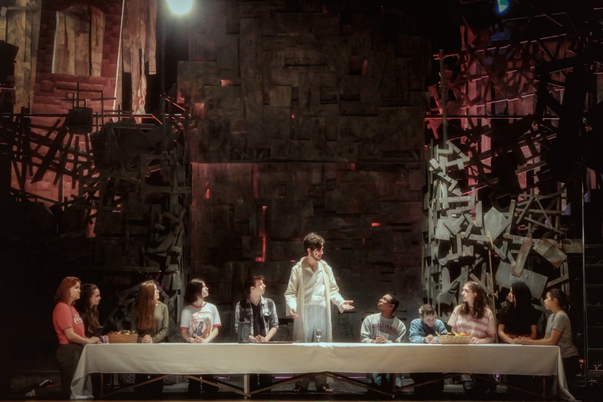 'Jesus Christ Superstar Live' had everyone on Twitter begging for more
