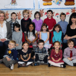 The Community Nursery School Class of 2018