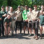 Trail stewards at Breakneck Ridge (Photo provided)