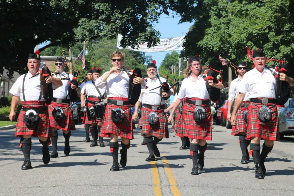 Hudson Highlands Pipe and Drum