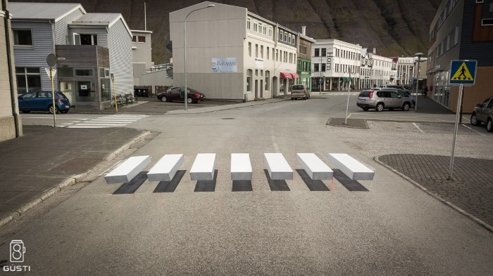3D crossing in Iceland 2
