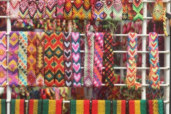 Crafts  pow wow