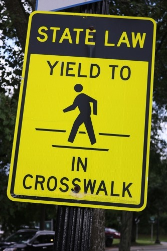 Playing Crosswalk Roulette | Highlands Current