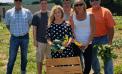 Tilly Foster Has Harvest