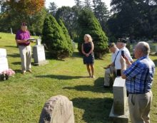 County Helps ID Veteran Stone