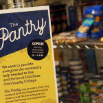 The pantry at Dutchess Community College (SUNY photo)