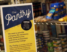 Food Pantries on Campus