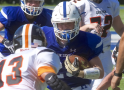 Blue Devils Roll to Win over Croton, 38-12