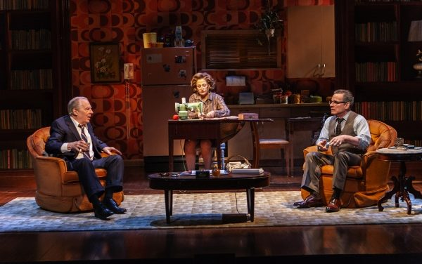 Cold Spring Playwright Takes on Albany Machine