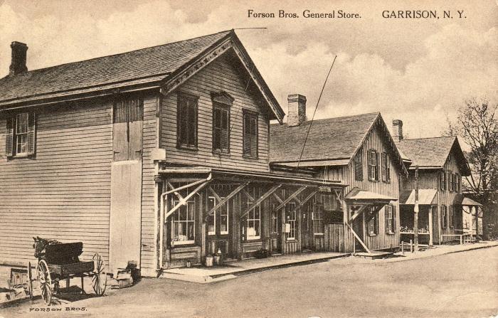 Forson Bros General Store – Garrison