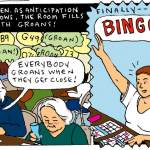 Bingo Night in Beacon