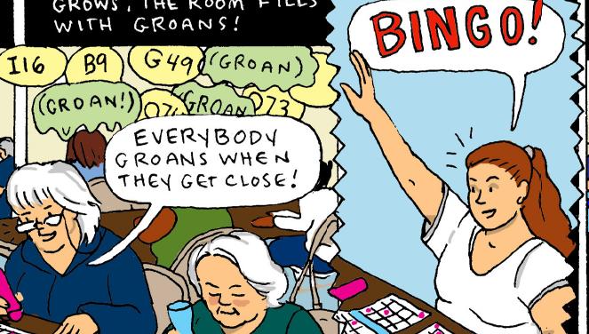 Bingo Night in Beacon