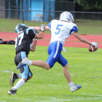 Blue Devils Dominate Rye Neck