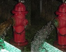 Cold Spring to Flush Hydrants
