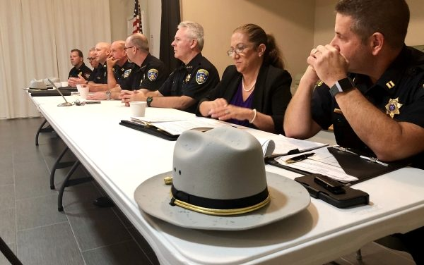 Putnam Sheriff Holds 'Town Hall'