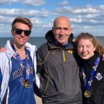 Ferri First Haldane Girl to Medal since '05
