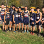 The Beacon boys' cross-country team (Photo provided)