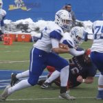 Haldane Football Stopped Short of State Final