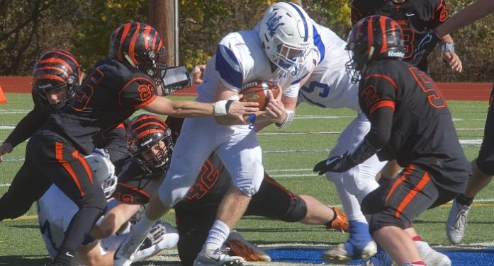 Haldane Football to Final Four