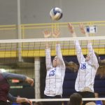Haldane Volleyball Falls in Final