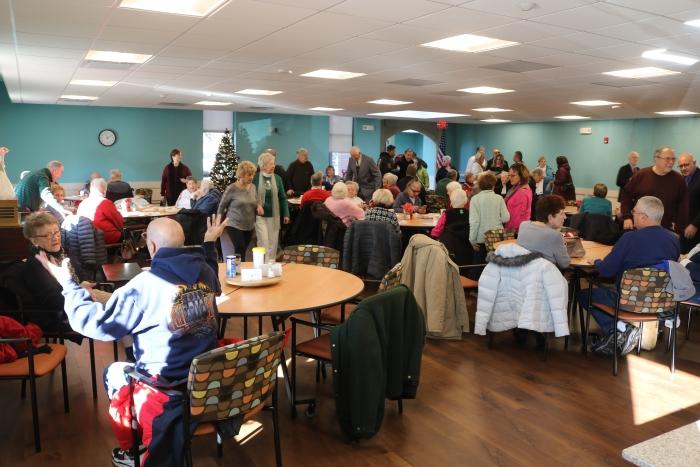 Sr Citizen Center Opening