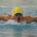 Beacon Swim in Competitive Lane