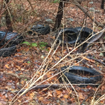 More Tires Dumped in Garrison