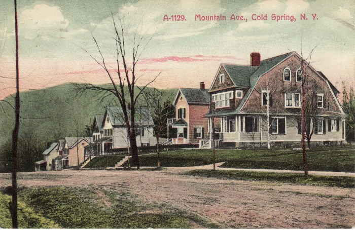 Mountain Ave – Then