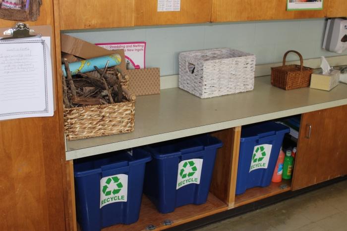 green classroom