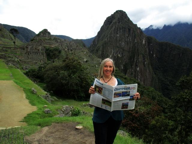 Machu Picchu Current