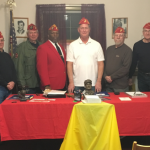 New Officers for Marine Corps League