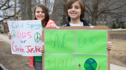 Philipstown Students Strike for Climate