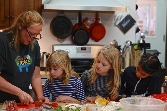 wee chefs at manitou