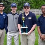 Bulldogs Foursome Wins Beacon Invitational