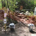 Boulder Blocks Breakneck Trail